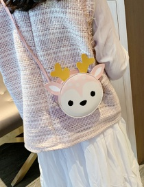 Fashion Fawn Cartoon Animal Slung Shoulder Shoulder Purse