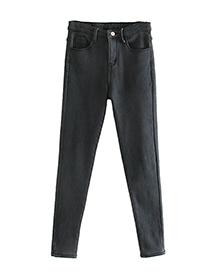 Jeans De Terciopelo