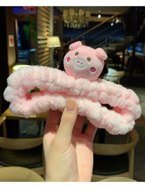 Fashion Pink Piggy Piglet Child Hairband
