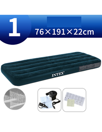 Fashion 76cm Wide Bed‖home Electric Pump Household Thickened Folding Inflatable Mattress