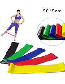 Fashion Color (5 Piece Set) Multifunctional Strength Training Auxiliary Equipment Set (5 Piece Set)