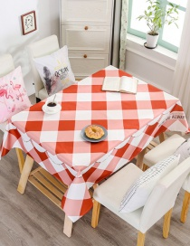 Fashion Afternoon Time (without The Same Type Of Chair Cover) (120 * 120cm Without Chair Cover) Printed Dustproof And Waterproof Household Tablecloth