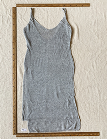 Fashion Gray Knitted Vest