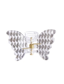 Fashion Resin Butterfly Flower Resin Childrens Catch