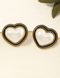 Fashion Love Love Pearl Earrings
