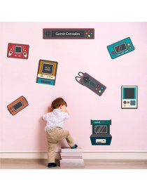 Fashion 30*90cm Game Console Wall Stickers