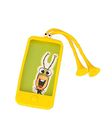 Fit Yellow Katydid Design Silicon Iphone 4 4s