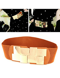 Photograph Brown Simple Decorated Design