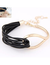 Plated Black Metal Decorated Multilayer Design