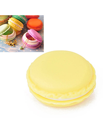 Platinum Yellow Ice Cream Shape Simple Design Pvc Other Creative Stationery