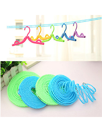Womens Random Color Windtight Barrier Shape Simple Design Nylon Household Goods