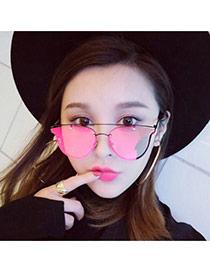 Gafas De Moda En Forma De Gota